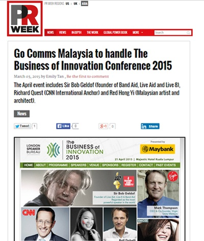 PRWeek - PR Week - March 2015