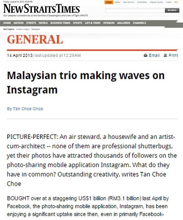 New Straits Times - New Straits Times - April 2013