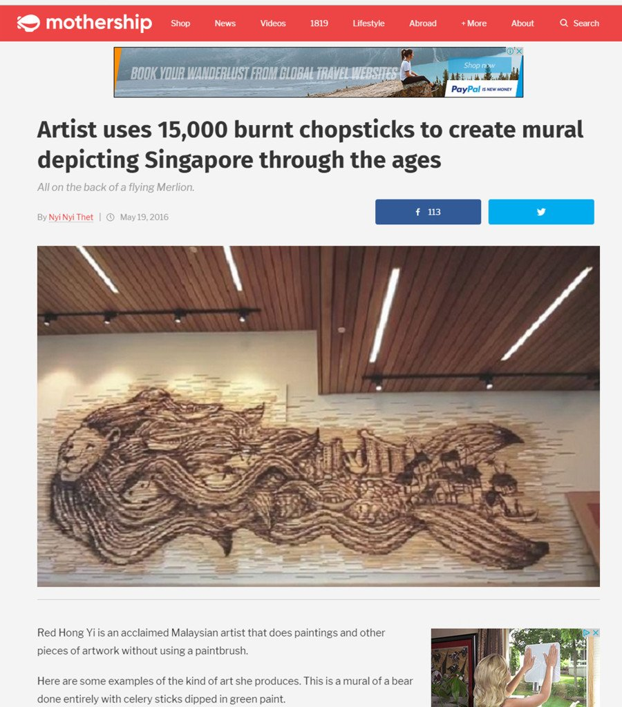 Post on 11th November - Mothership - November 2016