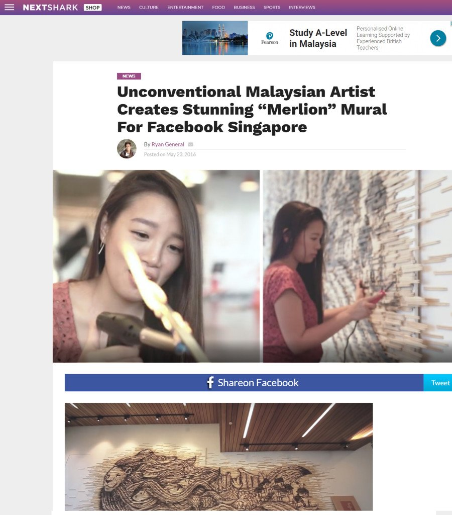 Post on 11th July - Nextshark - July 2016