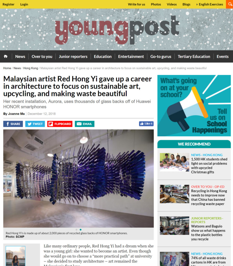 South China Morning Post Youngpost - SCMP Youngpost - December 2018